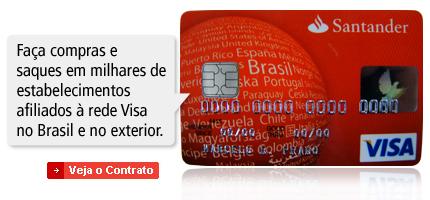 Santander internacional - Habilitar visa debito para el exterior ...